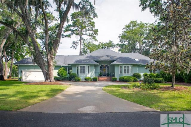 1 Starbridge Court, Savannah, GA 31411 (MLS #190380) :: The Arlow Real Estate Group