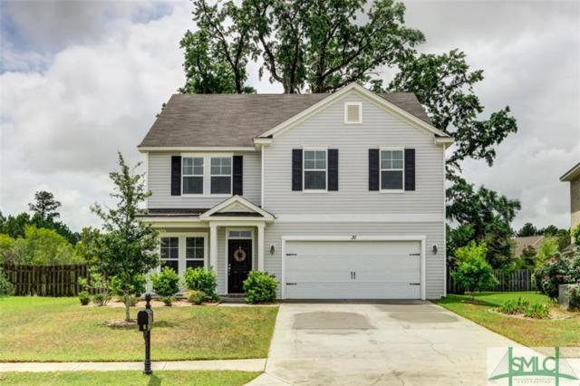31 Tranquil Place, Pooler, GA 31322 (MLS #190392) :: McIntosh Realty Team