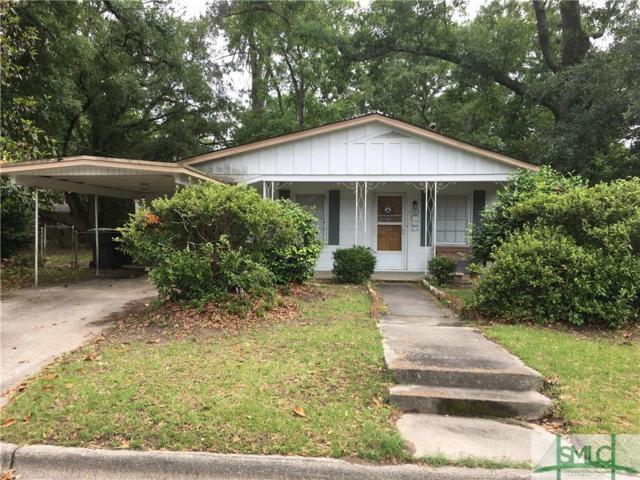 1303 E 69th Street, Savannah, GA 31404 (MLS #190407) :: The Arlow Real Estate Group