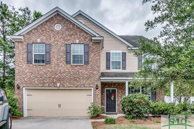 95 Coopers Lane, Pooler, GA 31322 (MLS #190413) :: The Arlow Real Estate Group