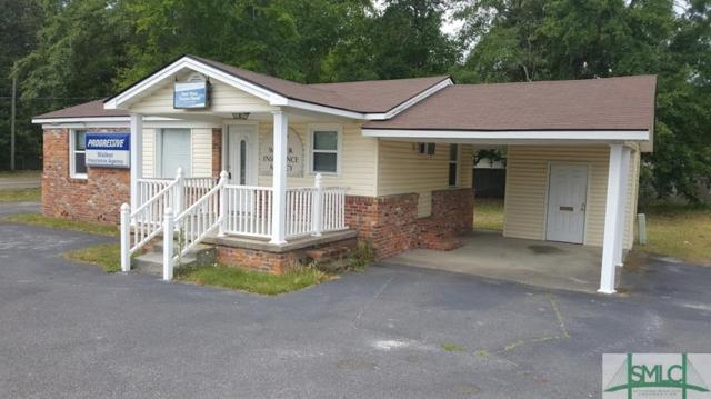 313 W General Screven Way, Hinesville, GA 31313 (MLS #190419) :: The Arlow Real Estate Group