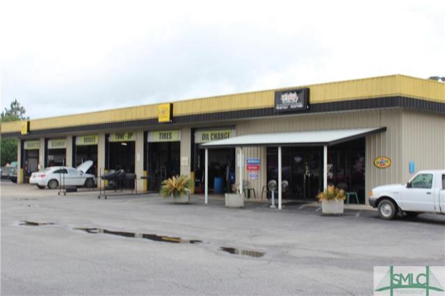 759 Veterans Parkway, Hinesville, GA 31313 (MLS #190421) :: The Arlow Real Estate Group