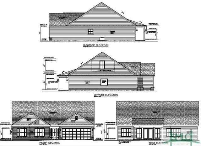 455 Kerry Drive, Richmond Hill, GA 31324 (MLS #190436) :: Coastal Savannah Homes