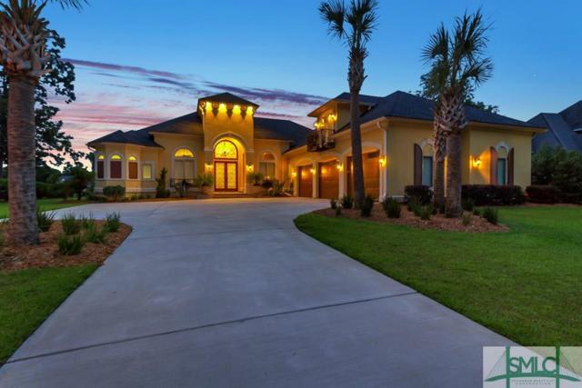 752 Chastain Circle, Richmond Hill, GA 31324 (MLS #190438) :: Coastal Savannah Homes