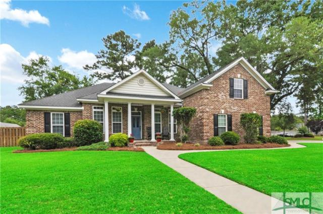 443 Bristol Way, Richmond Hill, GA 31324 (MLS #190440) :: Coastal Savannah Homes