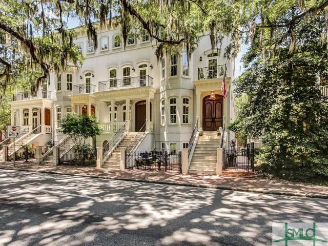815 Whitaker Street, Savannah, GA 31401 (MLS #190460) :: The Robin Boaen Group