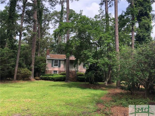 7 Pinewood Avenue, Savannah, GA 31406 (MLS #190478) :: The Arlow Real Estate Group