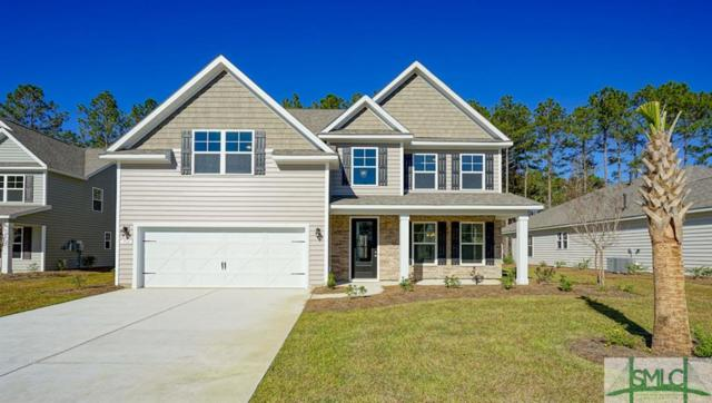 5 Saddle Street, Pooler, GA 31322 (MLS #190501) :: The Arlow Real Estate Group