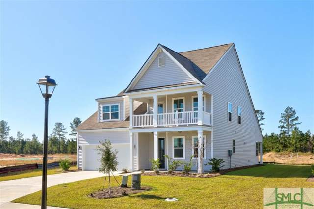 3 N Saddle Street, Pooler, GA 31322 (MLS #190504) :: The Arlow Real Estate Group