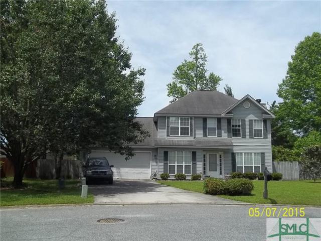 19 Avocet Way, Savannah, GA 31419 (MLS #190506) :: The Arlow Real Estate Group