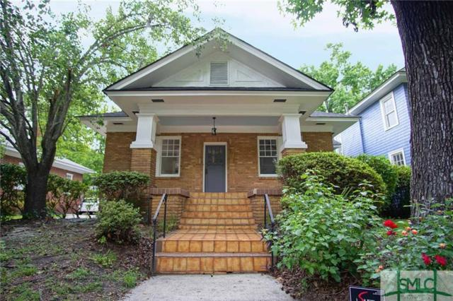 312 E 48th Street, Savannah, GA 31405 (MLS #190508) :: McIntosh Realty Team