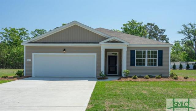 32 Hawkhorn Court, Savannah, GA 31407 (MLS #190509) :: Coastal Savannah Homes