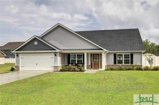 106 Gentry Drive, Guyton, GA 31312 (MLS #190531) :: Coastal Savannah Homes
