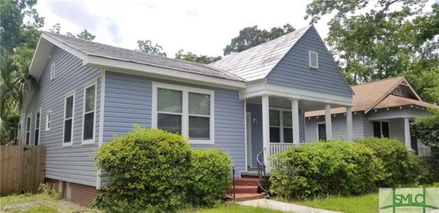 719 E 36th Street, Savannah, GA 31401 (MLS #190540) :: Karyn Thomas