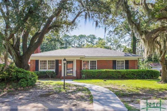 4642 Cumberland Drive, Savannah, GA 31405 (MLS #190566) :: The Arlow Real Estate Group