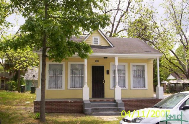 1201 E Bolton Street, Savannah, GA 31419 (MLS #190582) :: The Arlow Real Estate Group