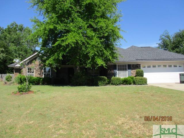 979 Fox Haven Court, Hinesville, GA 31313 (MLS #190609) :: Teresa Cowart Team