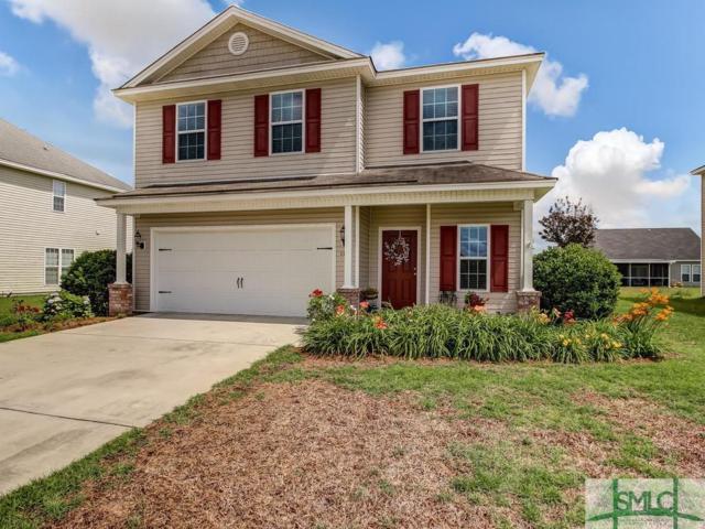 115 Cumberland Way, Savannah, GA 31407 (MLS #190611) :: Coastal Savannah Homes
