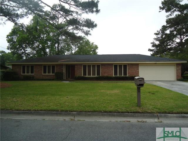 1419 Claremont Circle, Savannah, GA 31415 (MLS #190632) :: Karyn Thomas