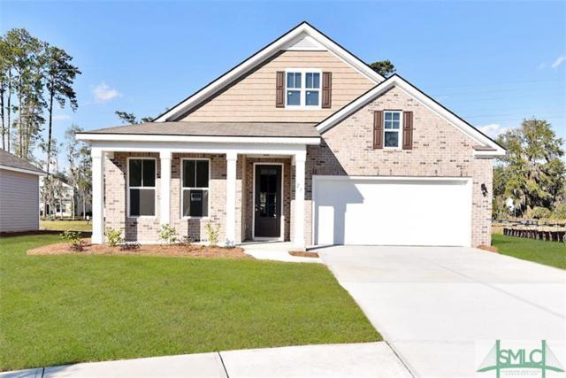 27 Baraco Drive, Savannah, GA 31419 (MLS #190658) :: Coastal Savannah Homes