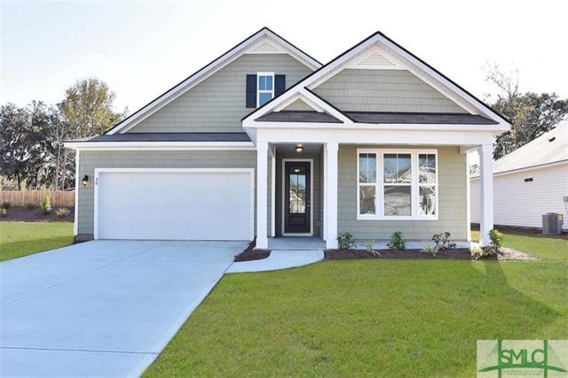 20 Baraco Drive, Savannah, GA 31419 (MLS #190661) :: Coastal Savannah Homes