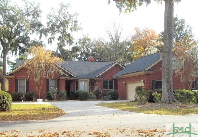 151 Grays Creek Drive, Savannah, GA 31410 (MLS #190700) :: McIntosh Realty Team