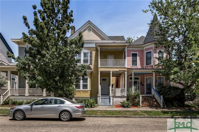 410 E Park Avenue, Savannah, GA 31401 (MLS #190707) :: The Arlow Real Estate Group