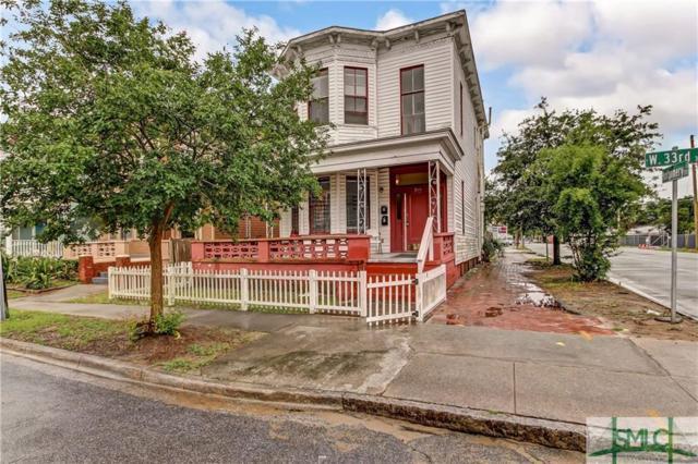 319 W 33rd Street, Savannah, GA 31401 (MLS #190710) :: McIntosh Realty Team