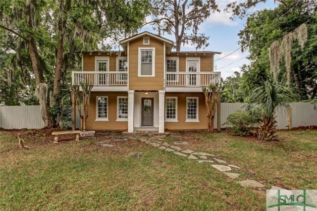 208 Battery Way, Savannah, GA 31410 (MLS #190713) :: The Arlow Real Estate Group