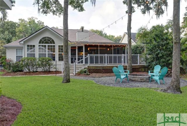 165 Junco Way, Savannah, GA 31419 (MLS #191747) :: Coastal Savannah Homes