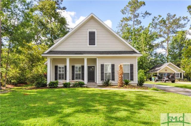 20 Bark Branch Road, Richmond Hill, GA 31324 (MLS #191767) :: The Arlow Real Estate Group