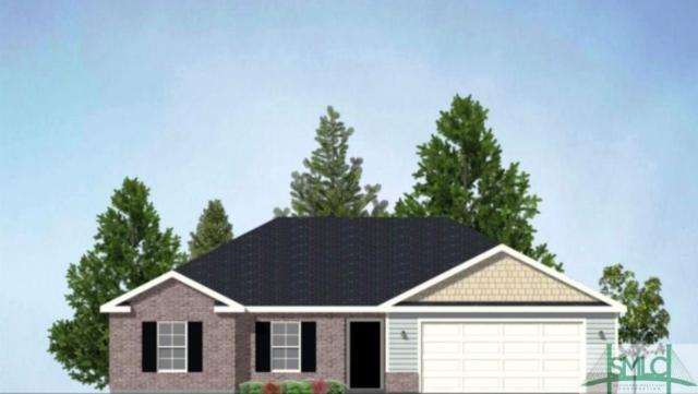 200 Crape Myrtle Court, Springfield, GA 31329 (MLS #191801) :: The Arlow Real Estate Group