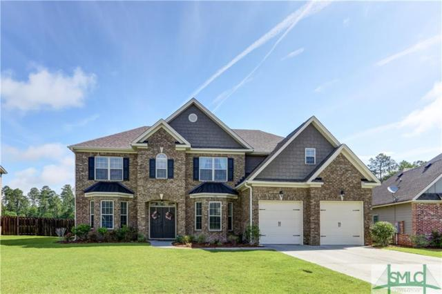 105 Clover Point Circle, Guyton, GA 31312 (MLS #191813) :: The Robin Boaen Group