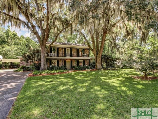 4 Club Circle, Savannah, GA 31406 (MLS #191824) :: Coastal Savannah Homes