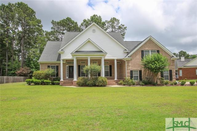 946 Kelsall Drive, Richmond Hill, GA 31324 (MLS #191847) :: The Robin Boaen Group