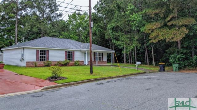 1940 Archer Street, Savannah, GA 31405 (MLS #191875) :: The Arlow Real Estate Group