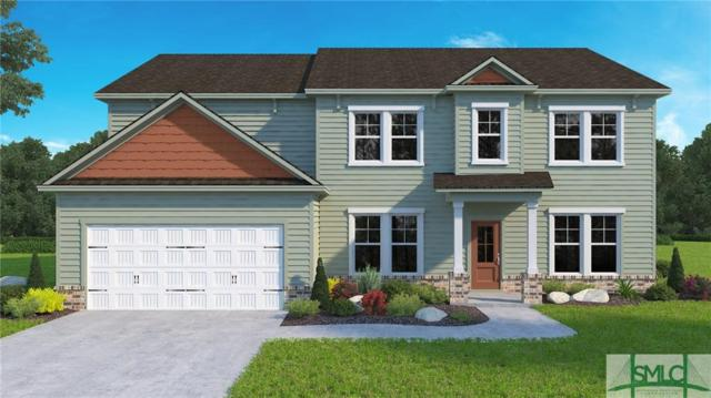 61 Telford Street, Savannah, GA 31407 (MLS #191880) :: The Arlow Real Estate Group