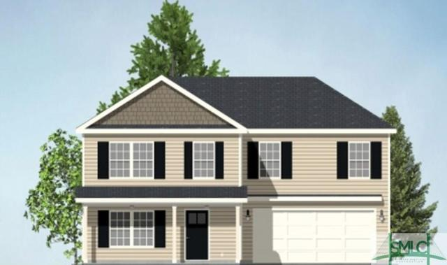 202 Crape Myrtle Court, Springfield, GA 31329 (MLS #191891) :: The Arlow Real Estate Group