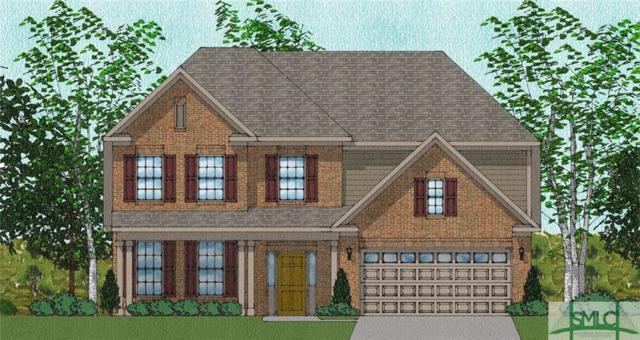 127 Baynard Street, Pooler, GA 31322 (MLS #191897) :: The Arlow Real Estate Group