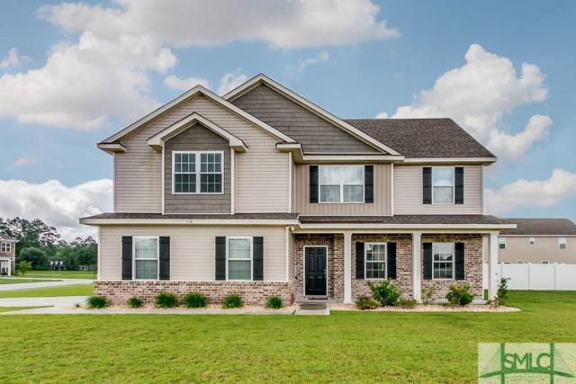 116 Gentry Drive, Guyton, GA 31312 (MLS #191924) :: The Arlow Real Estate Group