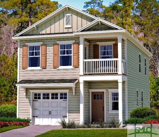 13 Pomona Circle, Savannah, GA 31419 (MLS #191947) :: McIntosh Realty Team