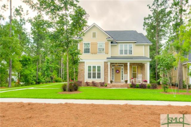 265 Blackjack Oak Drive W, Richmond Hill, GA 31324 (MLS #191998) :: The Arlow Real Estate Group