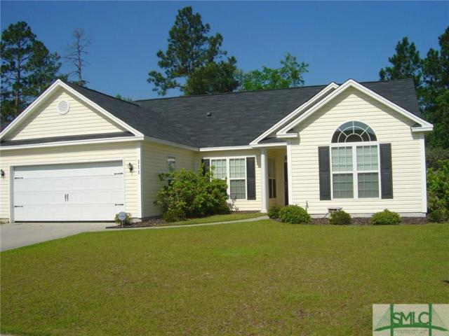 111 Lake House Road, Pooler, GA 31322 (MLS #192099) :: McIntosh Realty Team