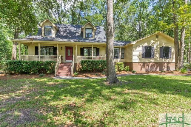 511 Mill Run Road, Richmond Hill, GA 31324 (MLS #192108) :: The Arlow Real Estate Group