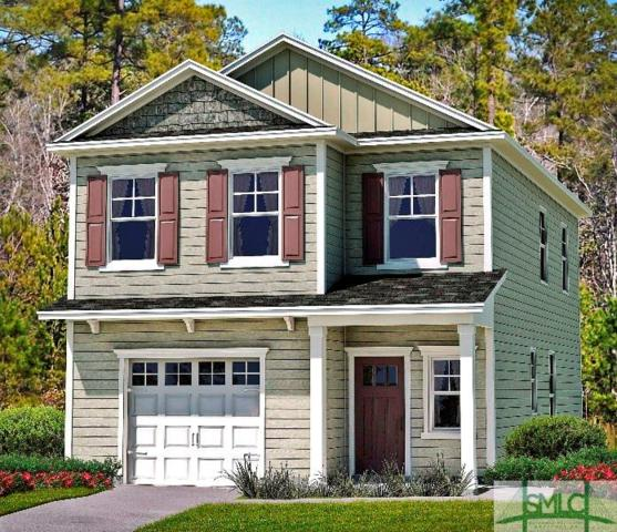 14 Pomona Circle, Savannah, GA 31419 (MLS #192129) :: McIntosh Realty Team