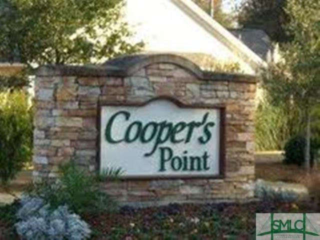 47 Lot Coopers Point Drive, Townsend, GA 31331 (MLS #192186) :: McIntosh Realty Team
