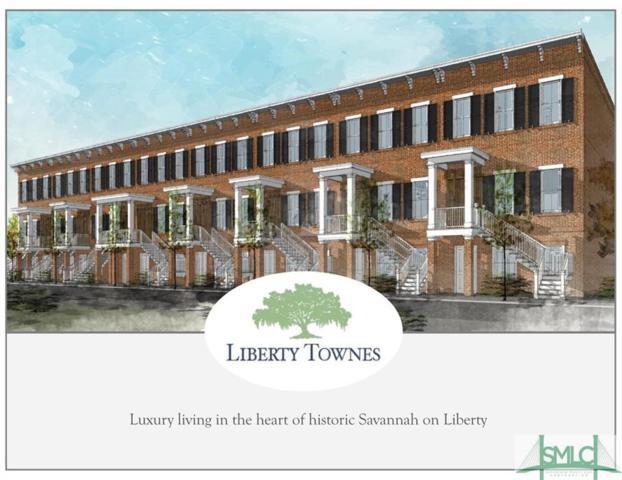519 E Liberty Street, Savannah, GA 31401 (MLS #192198) :: Heather Murphy Real Estate Group