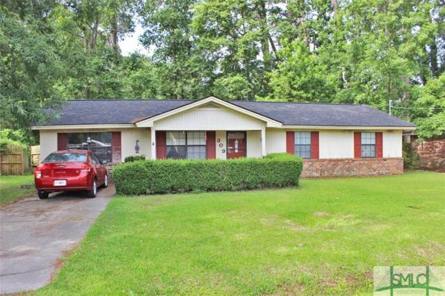309 E Tietgen Street, Pooler, GA 31322 (MLS #192201) :: The Robin Boaen Group