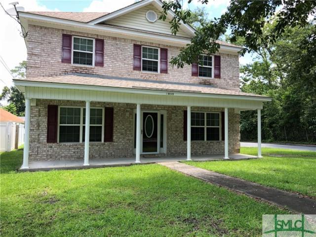 2000 Cowan Avenue, Savannah, GA 31405 (MLS #192204) :: Teresa Cowart Team