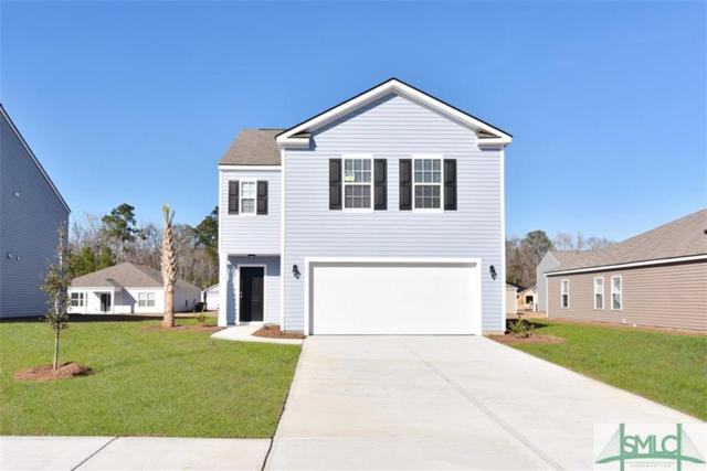 23 Hawkhorn Drive, Pooler, GA 31322 (MLS #192229) :: The Arlow Real Estate Group